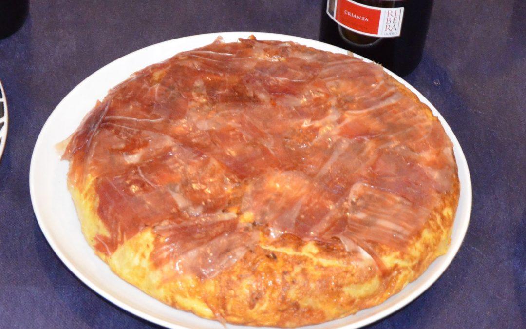 """""""La mejor Tortilla de Villanueva de la Cañada""""  (Y puede que del mundo¡¡¡¡¡)"""